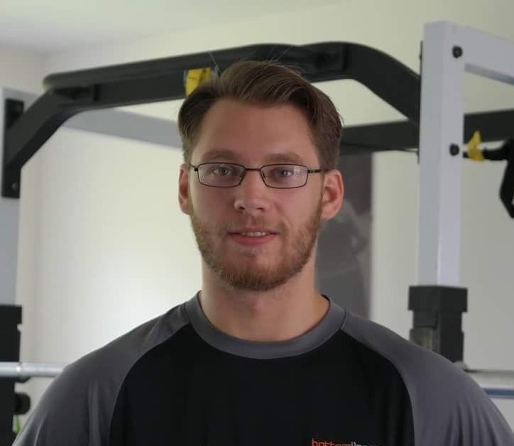 As a fully qualified personal trainer, I've been involved in the fitness industry for a number of years. -