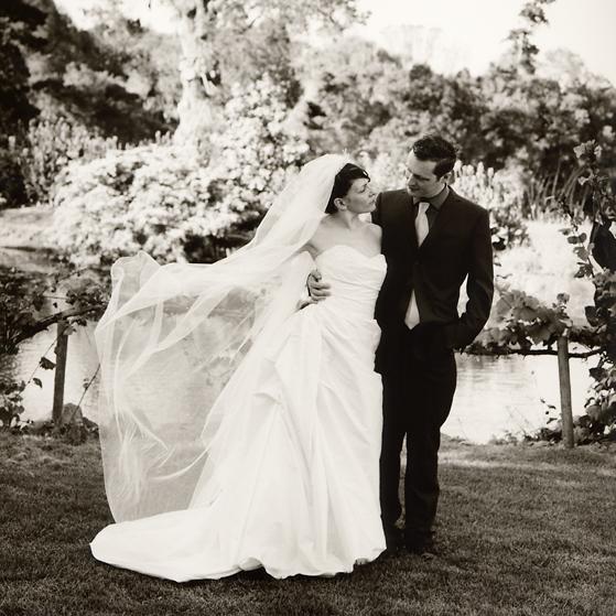 Gina & Mark in Australia