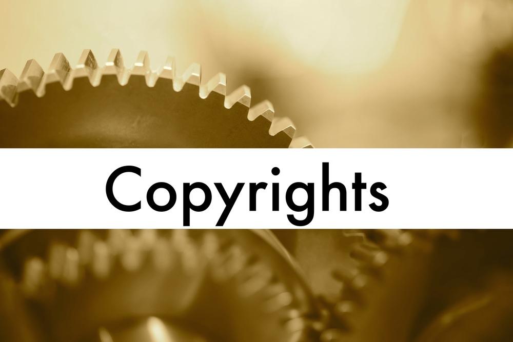 Get a Copyright