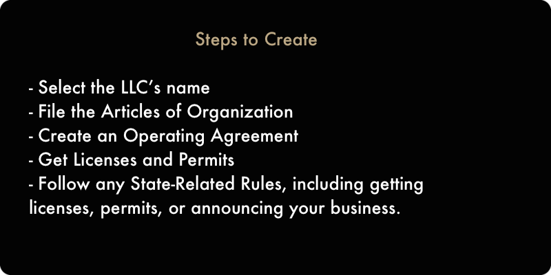 How to Create an LLC
