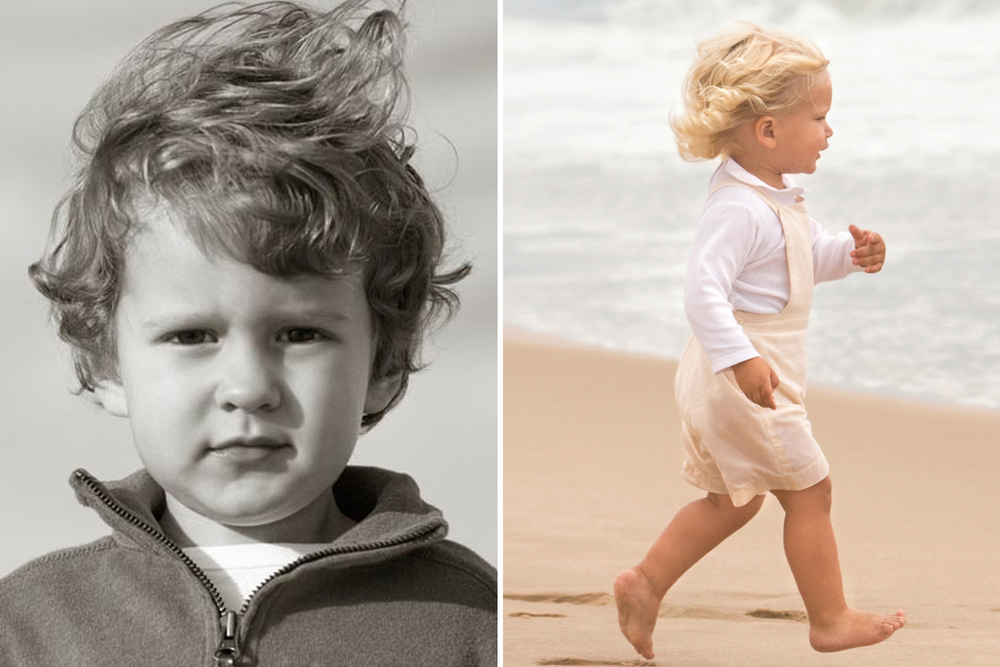 Westhampton Child Beach Session