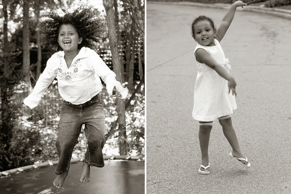 Energetic Easthampton Child Photography