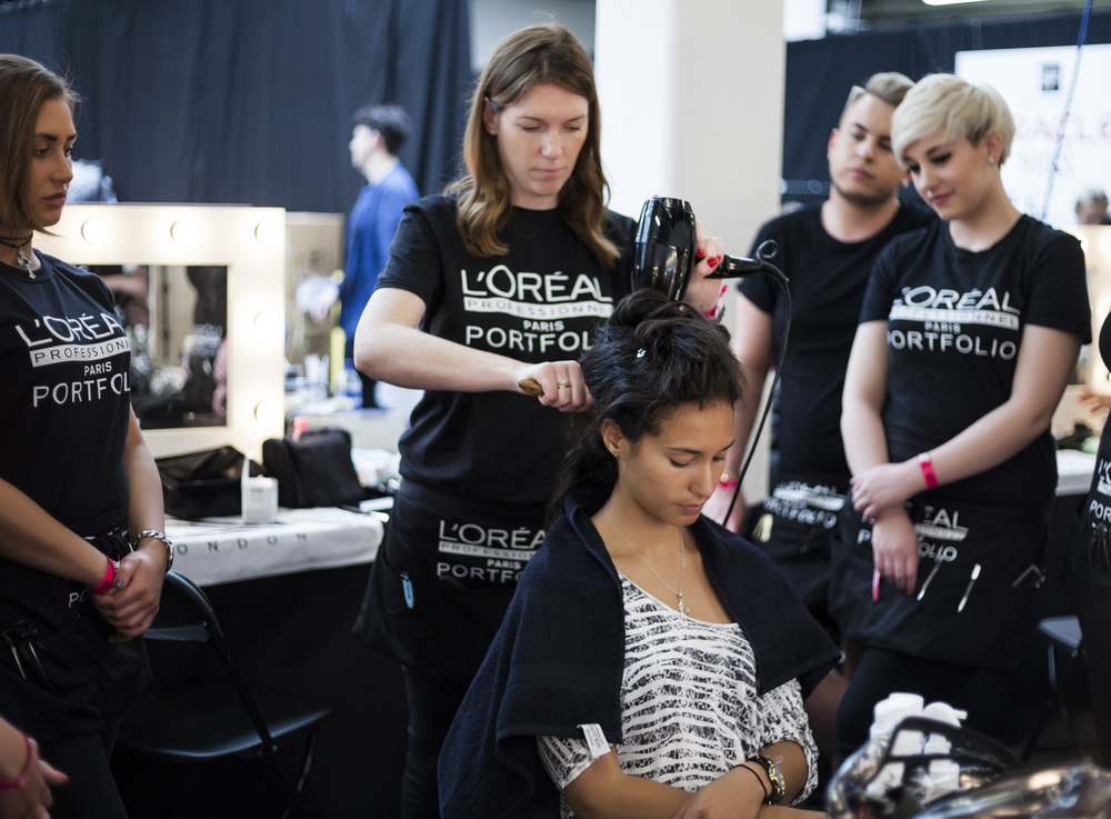 L'Oreal Professional at GFW