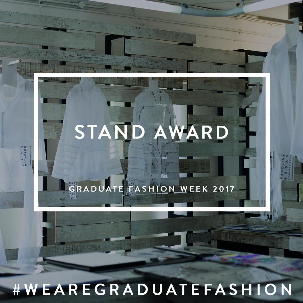 Leon Kacinari, Gainsbury & Whiting (Fashion Production company) Alistair O'Neil, CSM