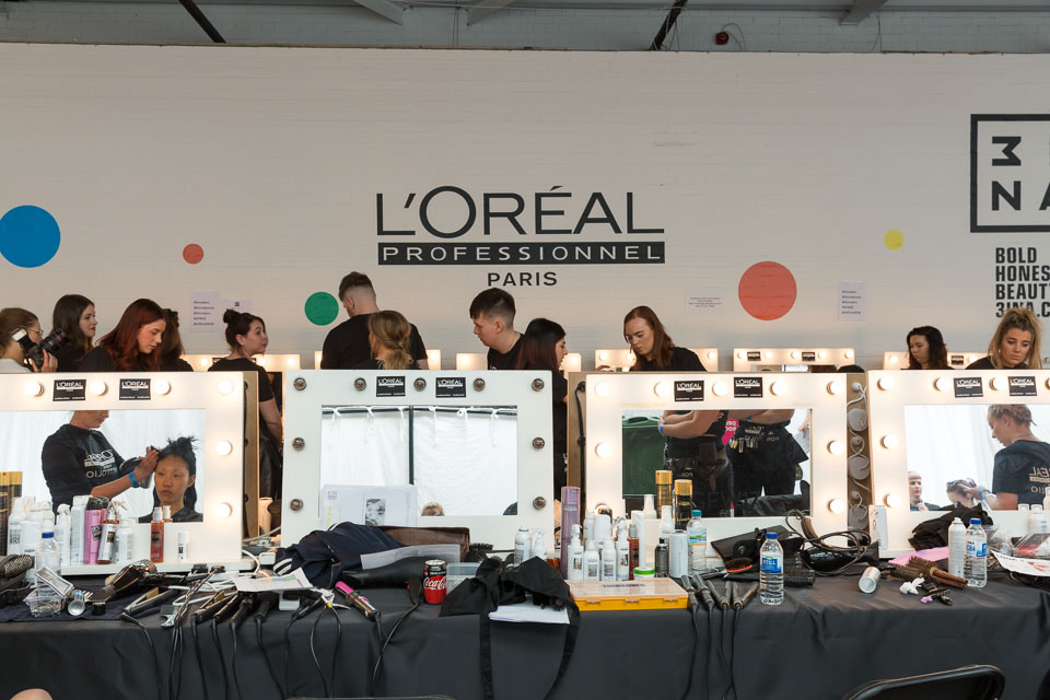 L'Oreal Professionnel at GFW17