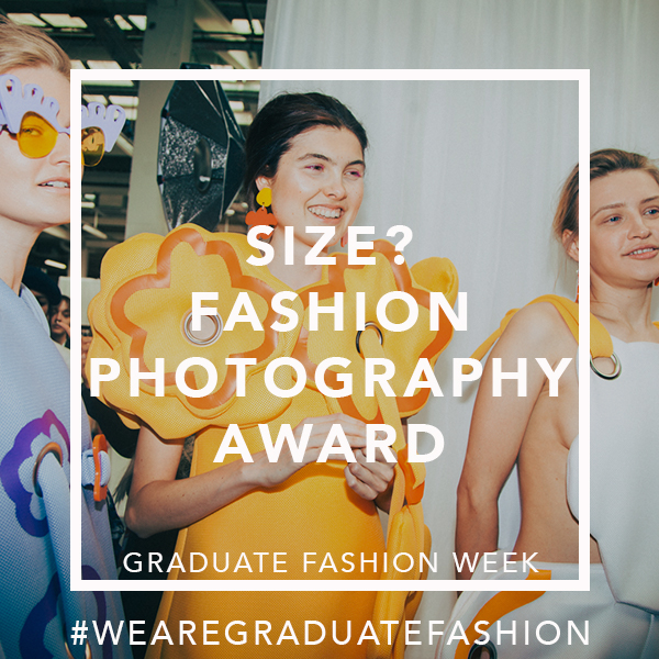 AWARD JUDGED: UNIVERSITY STAND, SUNDAY 3RD JUNE    ANNOUNCED AT: BEST OF GFW18 SHOW    FINALIST   Natalie Campbell,  Heriot Watt University      Sarah Harvie,  Heriot Watt University   Megan Jepson,  Northumbria University   Callum McIntyre,  Manchester  Fashion Institute  Heather Glazzard,  University of Salford
