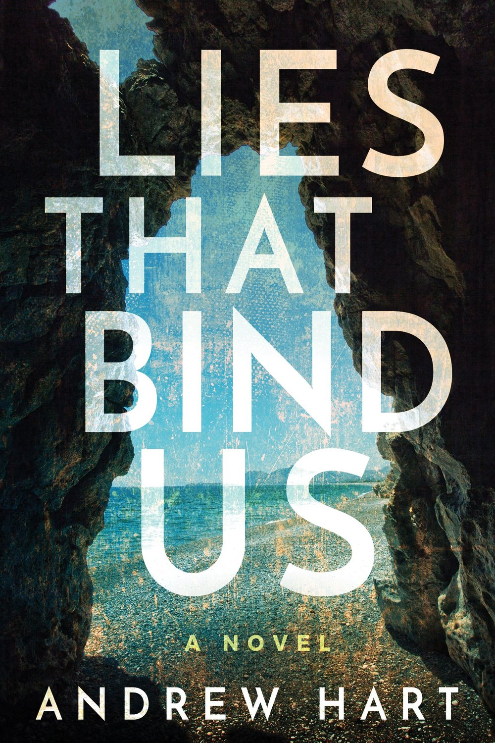 """Almitra Sewell, Office Manager: """"I'm reading Lies That Bind us by Andrew Hart — it's a thriller, so far what I have got from the book is: the main character went to Greece and has ended up being kidnapped!! (I think - I'm only 50 pages in!)"""" -"""