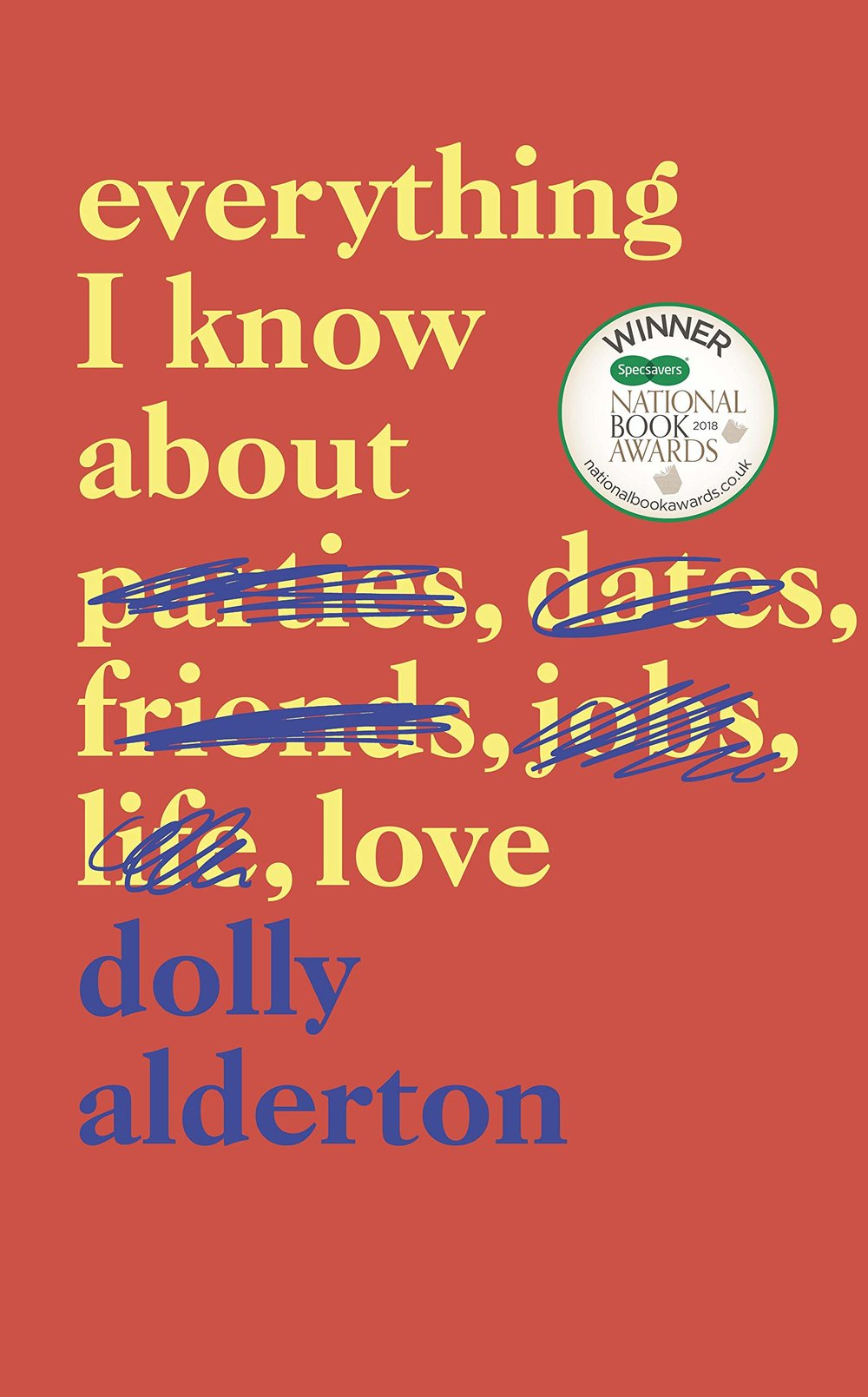 """Becky Mars, Social Media Manager: """"I'm really enjoying Dolly Alderton's Everything I Know About Love. Amongst many themes, the book examines the importance and value of female friendship and reminded me to be grateful for all the amazing women in my life!"""" -"""