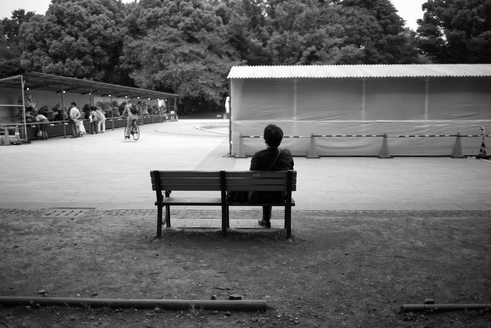 Ueno Park, Tokyo.