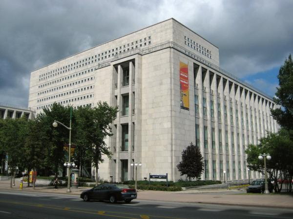 Library and Archives Canada