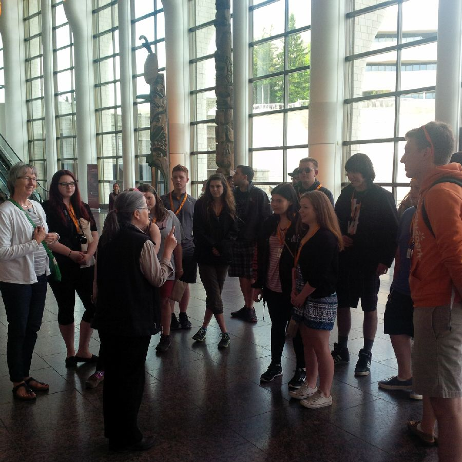 Exploring Aboriginal history at the Canadian Museum of History