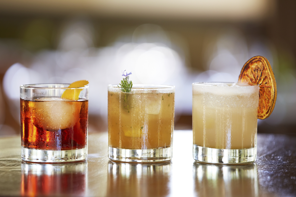 Unique Handcrafted Cocktails