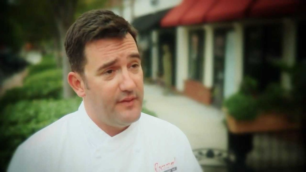 Seth Kingsbury, owner of Pazzo