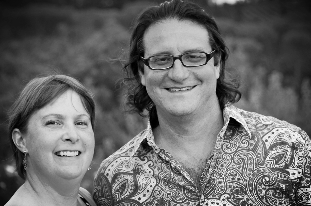 Brad Feld and Amy Batchelor