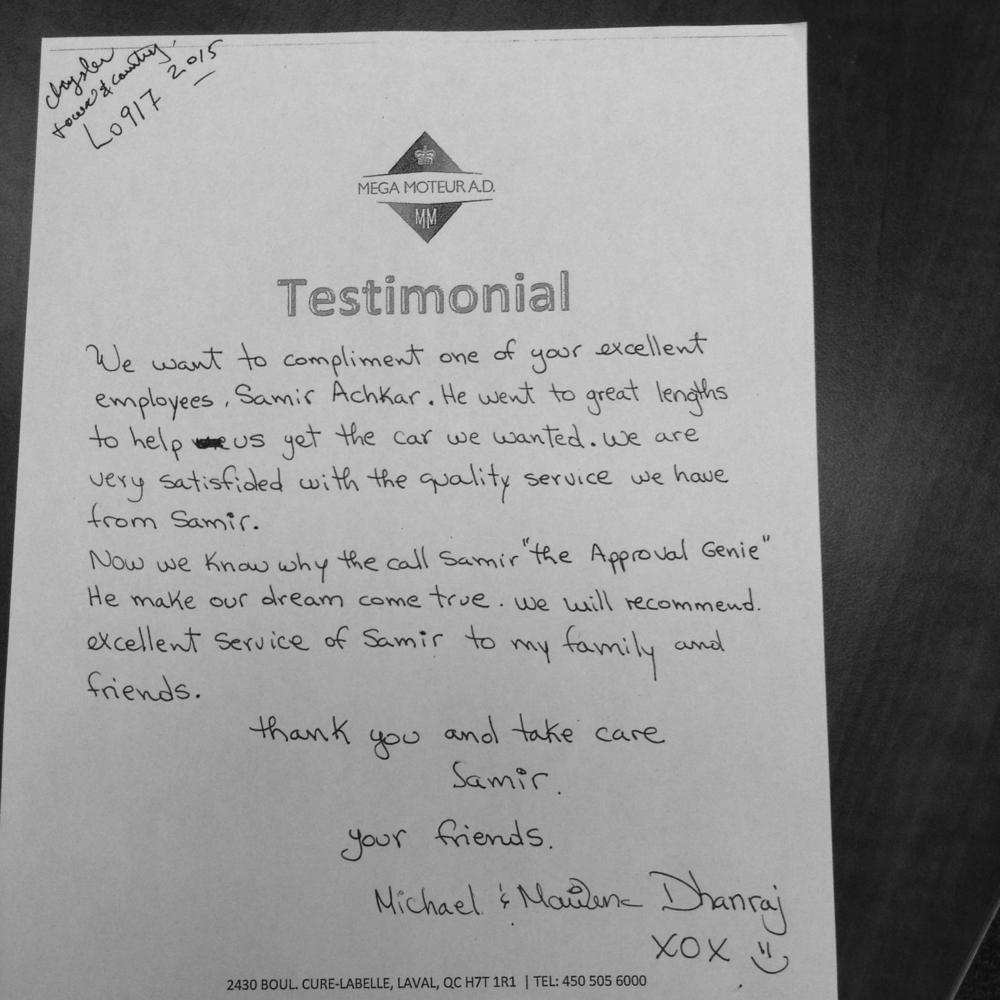 Dhanraj Michael_Testimonial.jpg