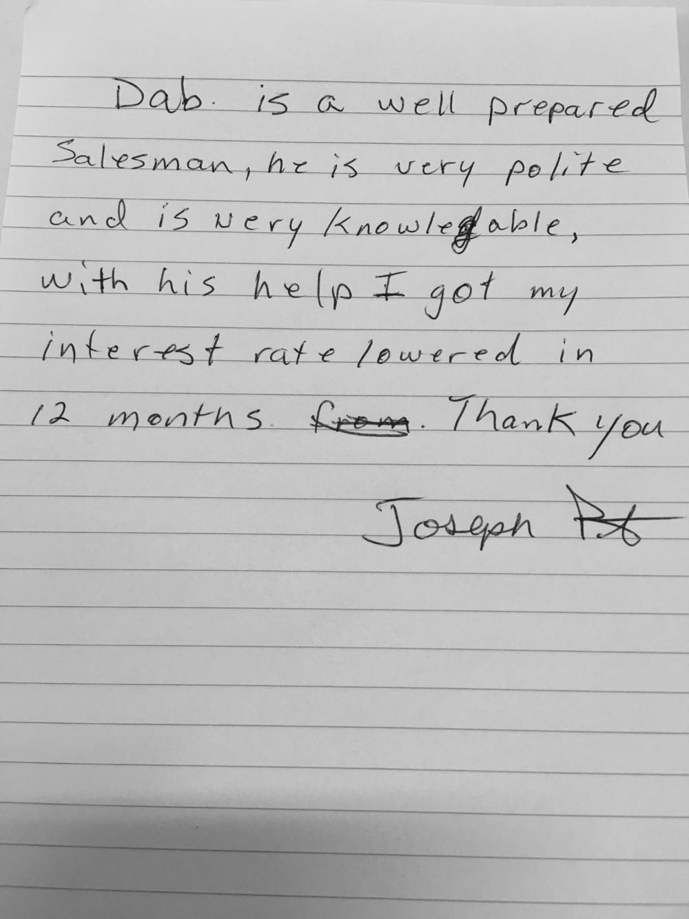 Joseph Pitre_Testimonial.jpg