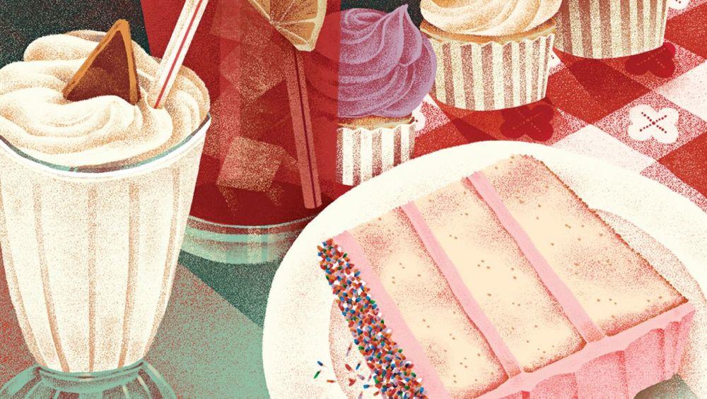 """...drunken pixie dream ladies serving up s'mores pie and jello shots"" - Emma Allen, The New Yorker"