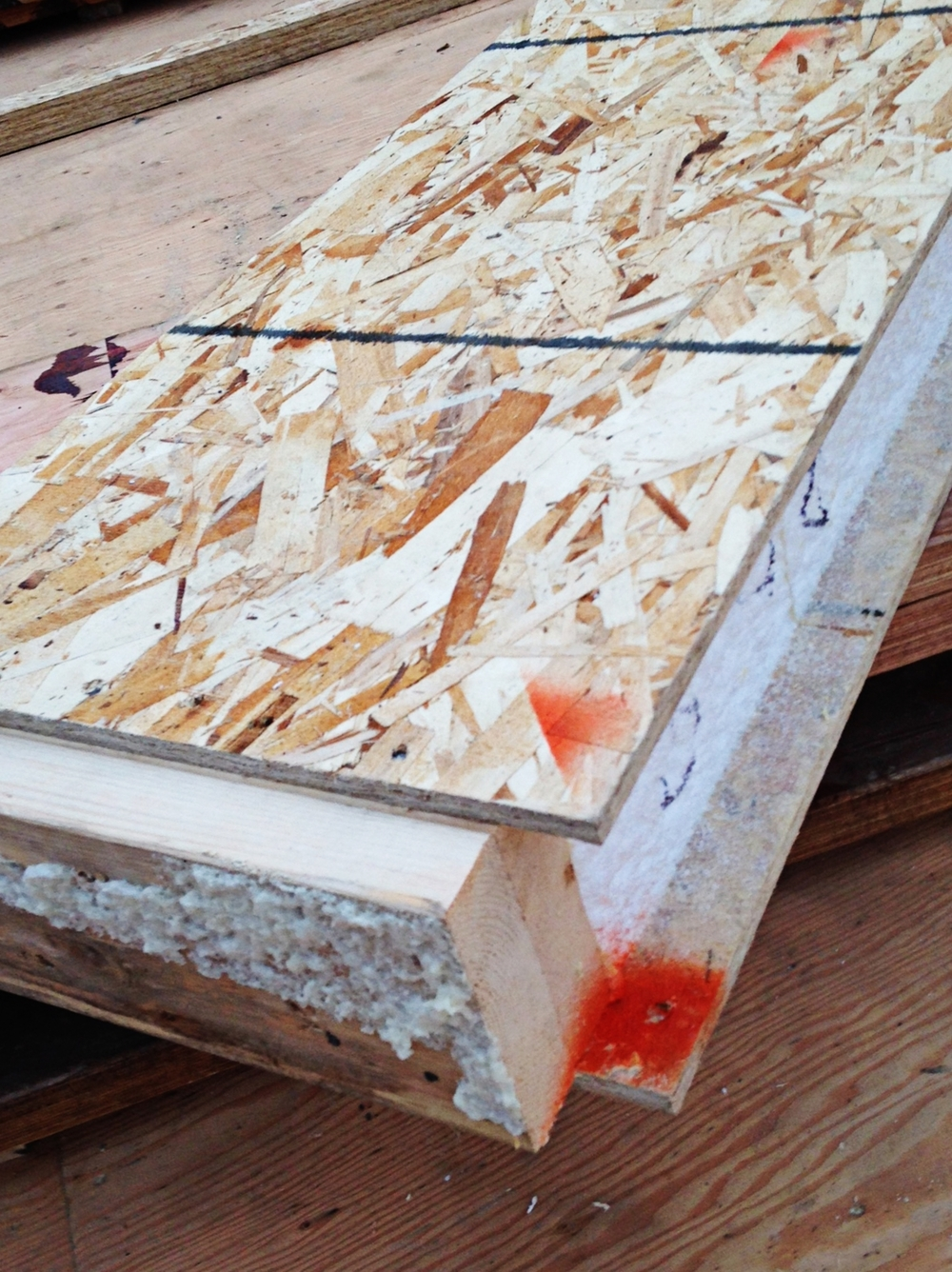 SIP Panel, Structural Insulated Panel
