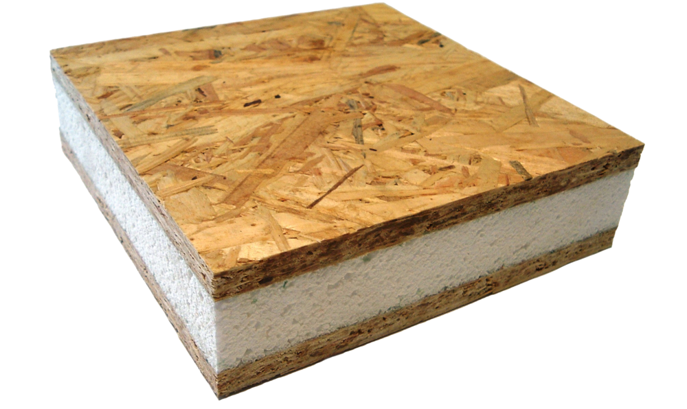 Structural Insulated Panel, SIP
