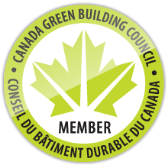 Canada Green Building Council Membership Badge