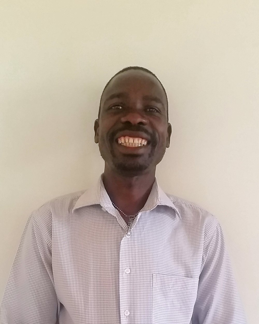<strong>Francis Odong</strong><br>Office Guard