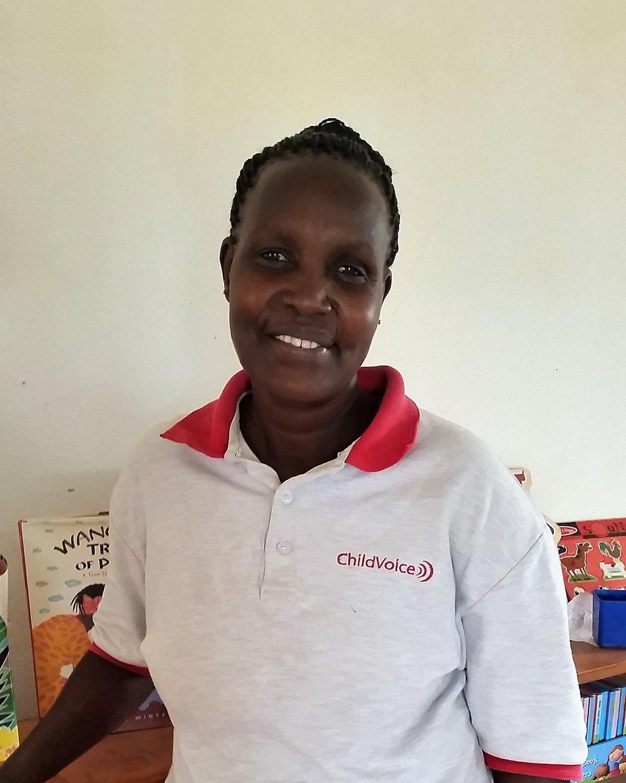 <strong>Ida Akwero</strong><br>ECD Teacher