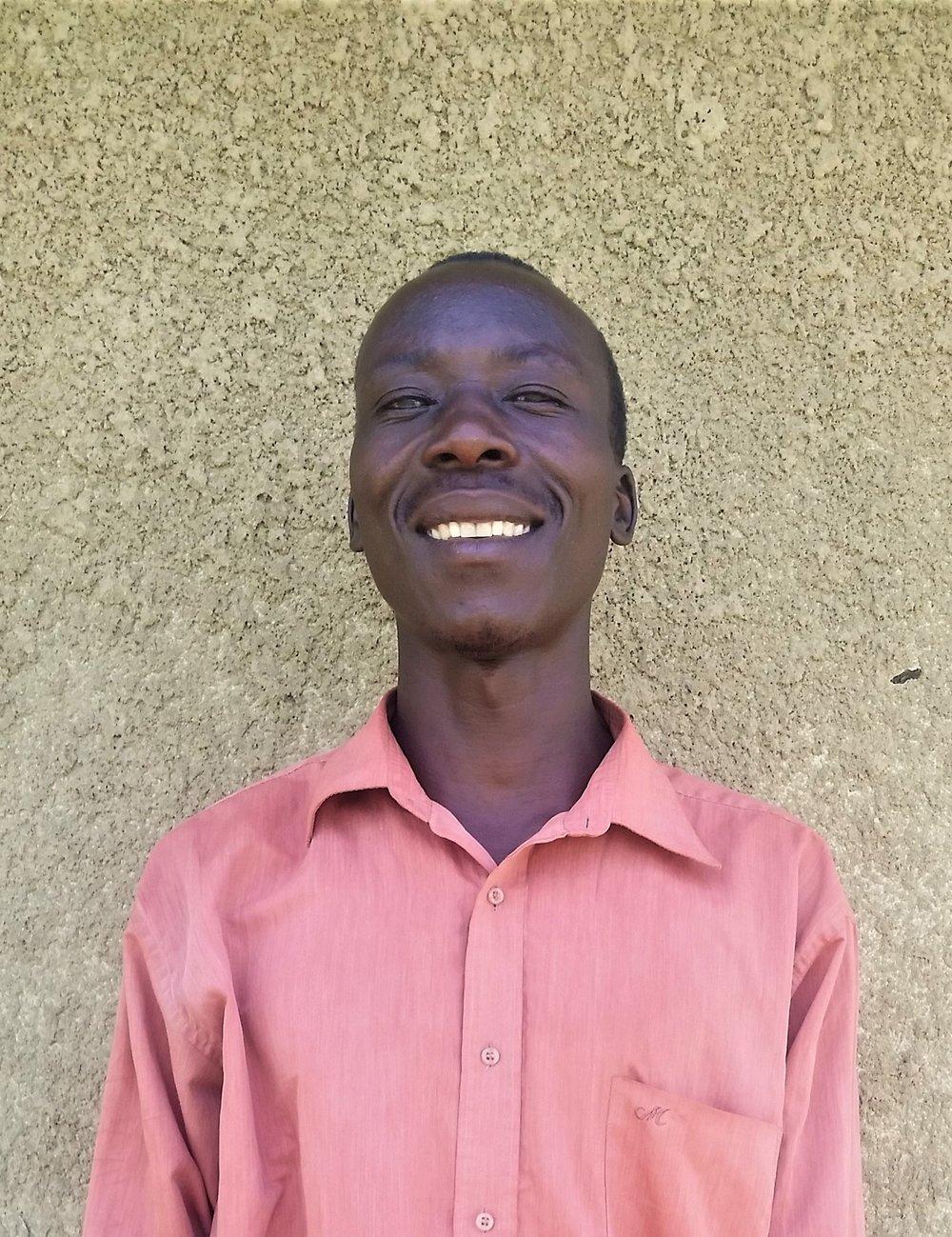 <strong>Jacob Okumu</strong><br>Compound Attendant