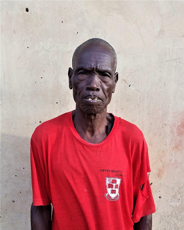 <strong>Jimmy Okello</strong><br>Center Guard