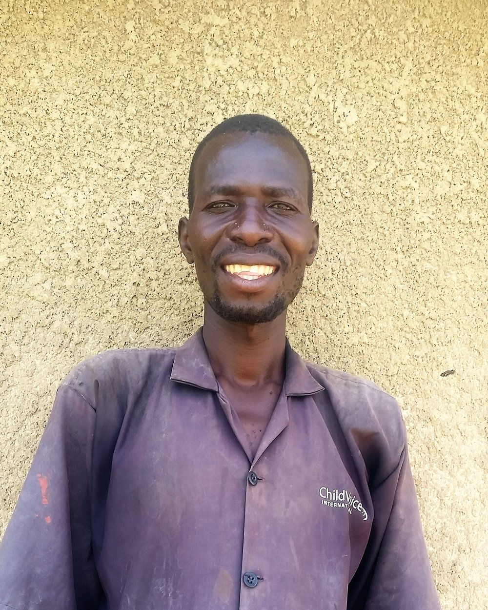 <strong>Simon Okot</strong><br>Head of Maintenance