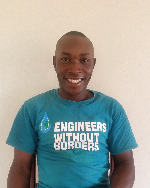 <strong>Jacob Bisamata</strong><br>Mechanic