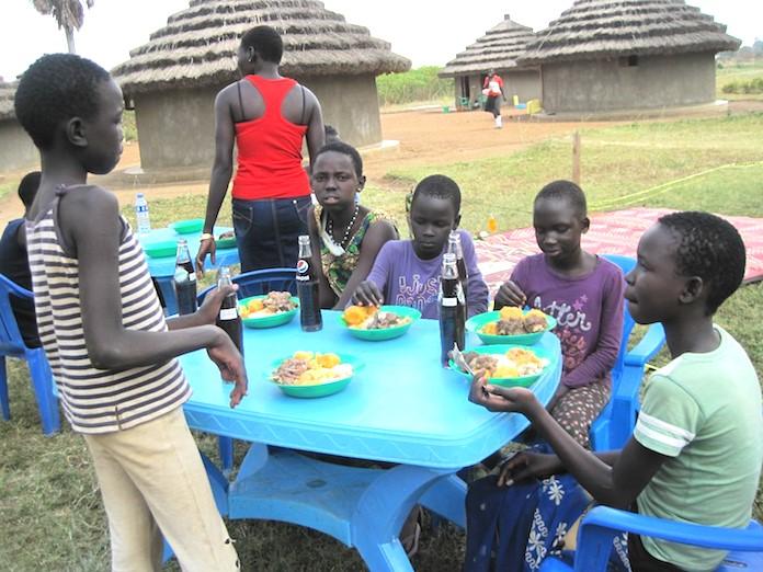 ASAH Girls Eating.jpg