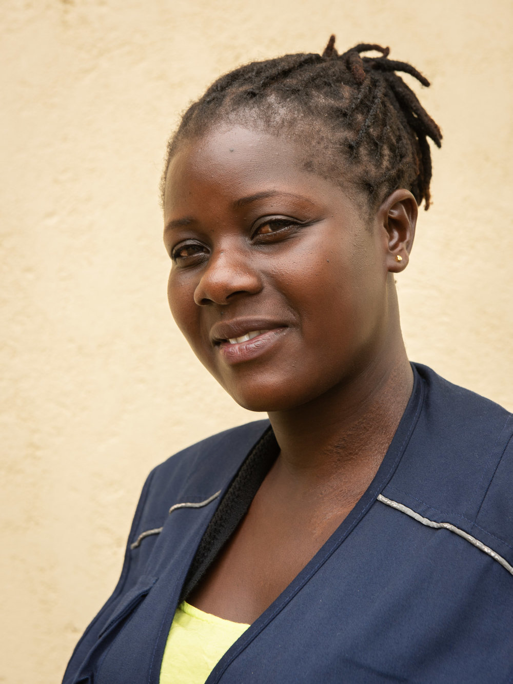 <strong>Dorine Chandiru</strong><br>Counselor