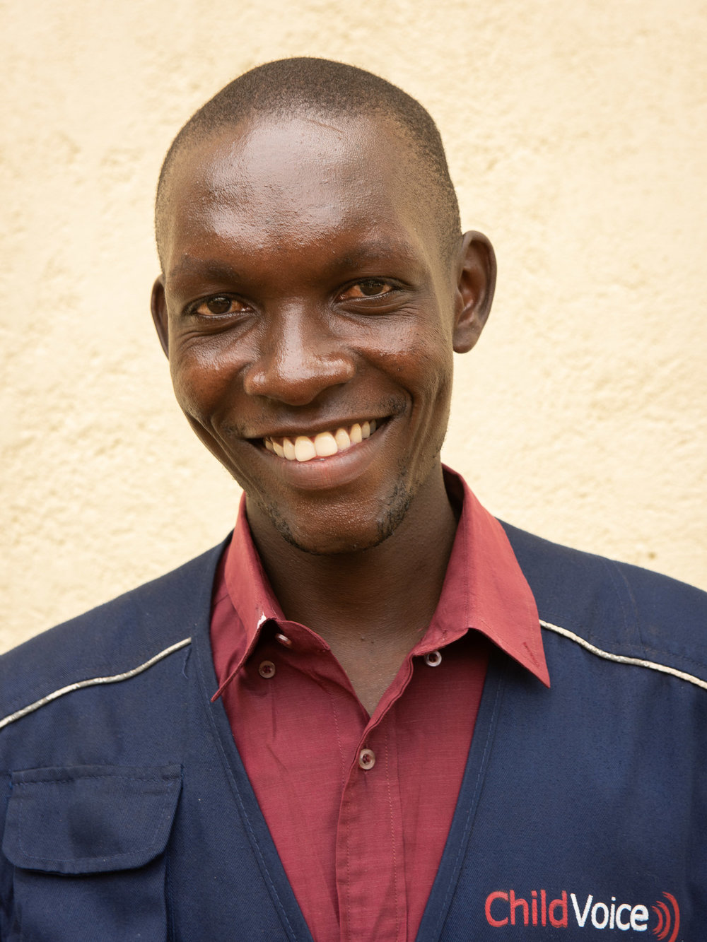 <strong>Vincent Oloya</strong><br>Driver