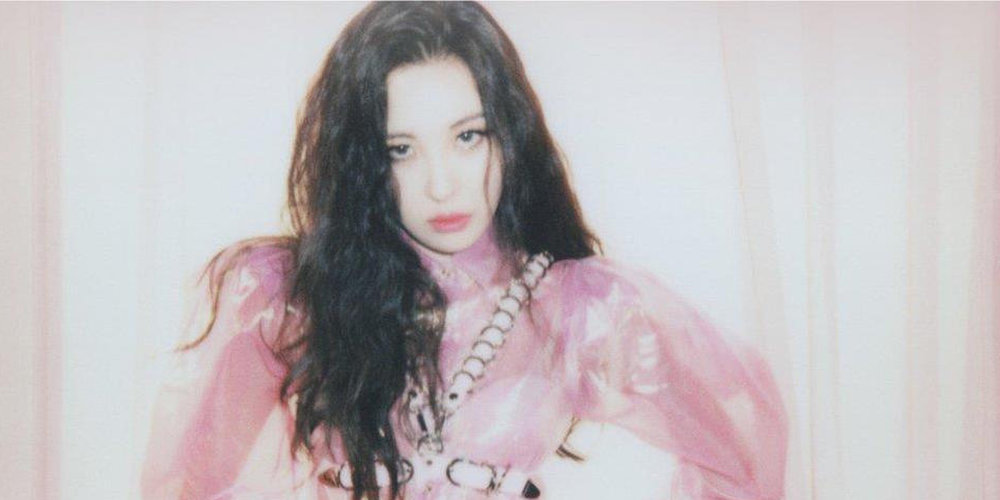"Sunmi Wows with ""Gashina"" — The Kraze"