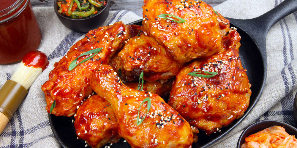 The Wonderful World of Korean Fried Chicken — The Kraze