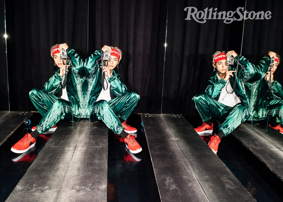 Photo: Rolling Stone Website