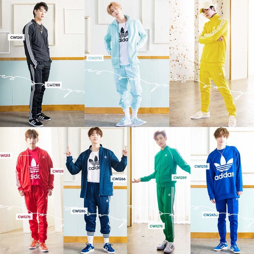 Photo: Adidas Korea Website