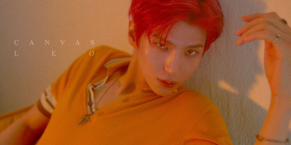VIXXs Leo Makes His Solo Debut