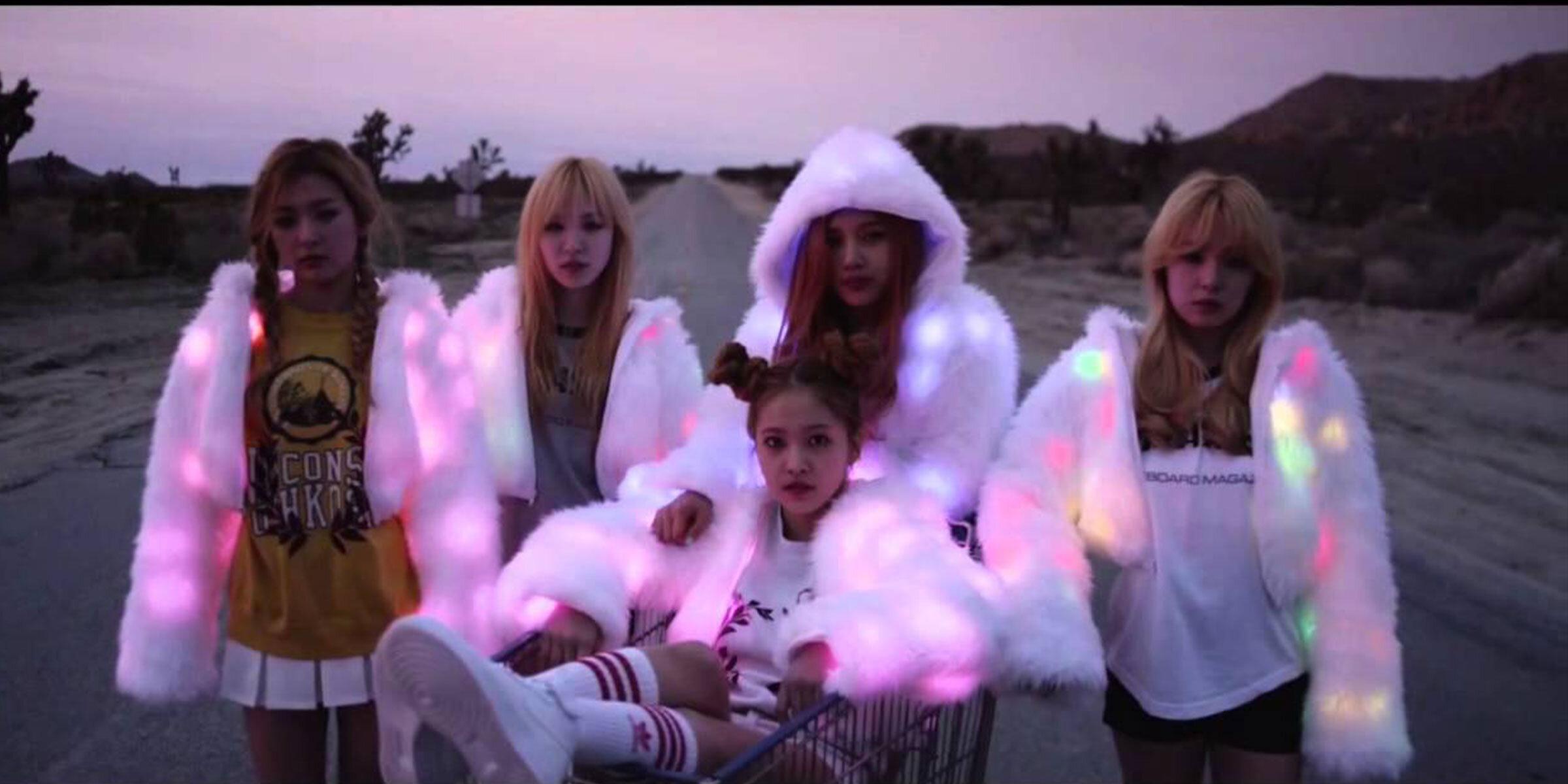 History Of K Pop Red Velvet The Kraze