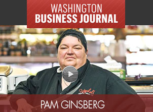 MEET PAM THE BUTCHER: NOV 2013