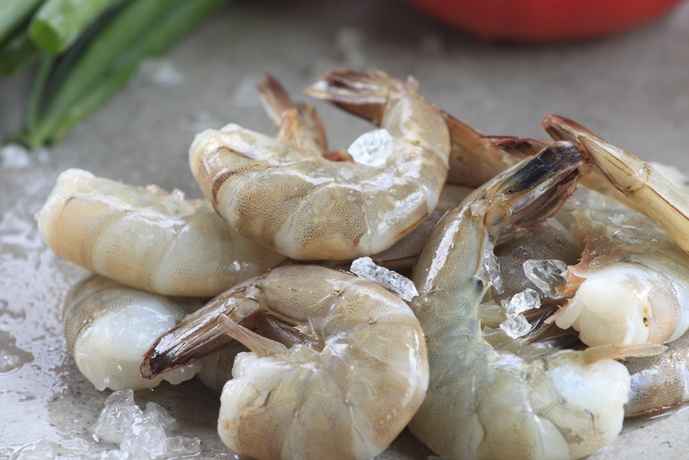 PAM THE BUTCHER'S SPECIAL: FRESH TEXAS GULF SHRIMP — Wagshals