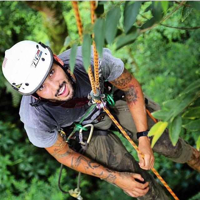 Brendon, ISA Certified arborist  + ENTREPRENEUR