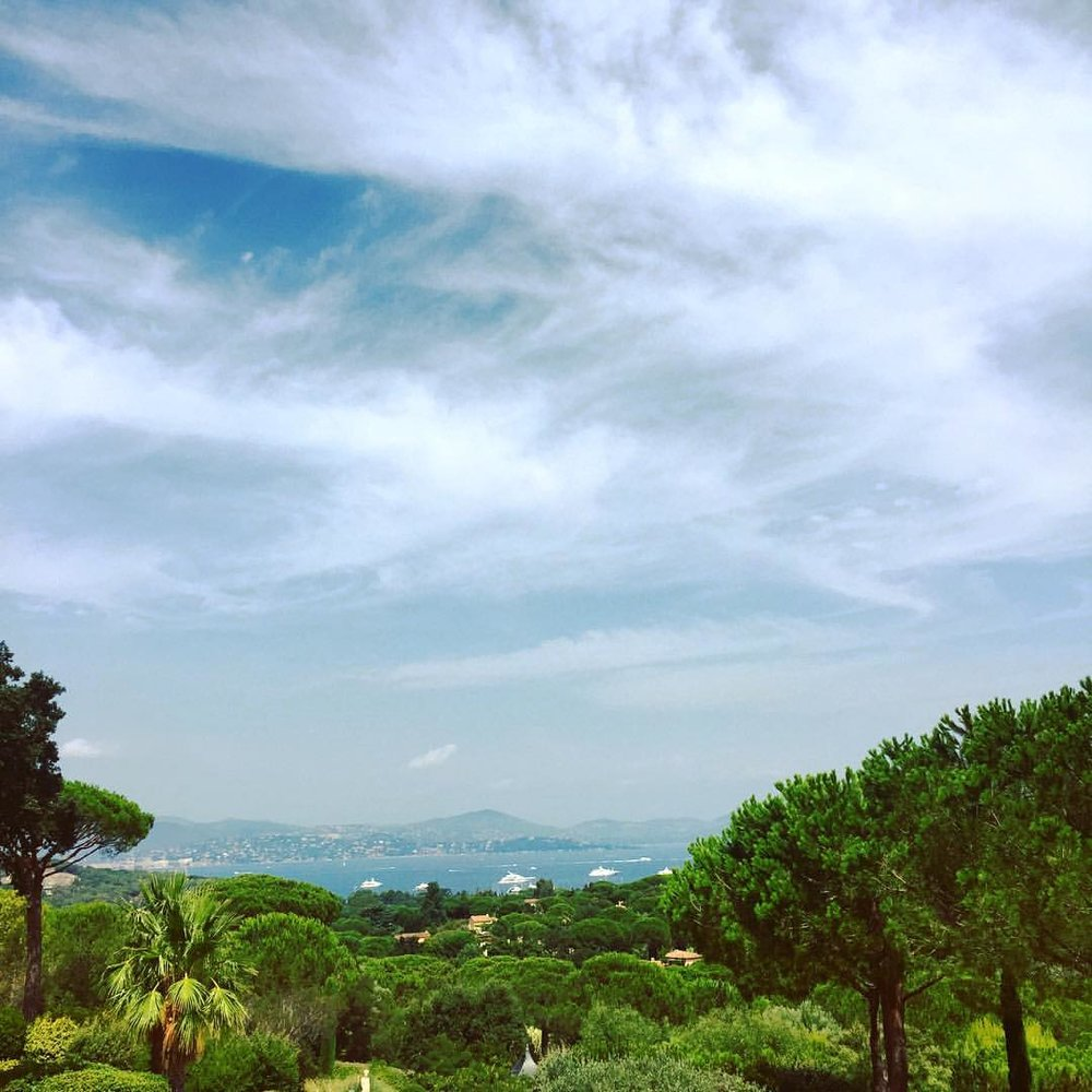 • Hello mother nature • #chateaudelamessardiere #sttropez #jazzaramatuelle #ramatuelle #thejazzlife #hotellife