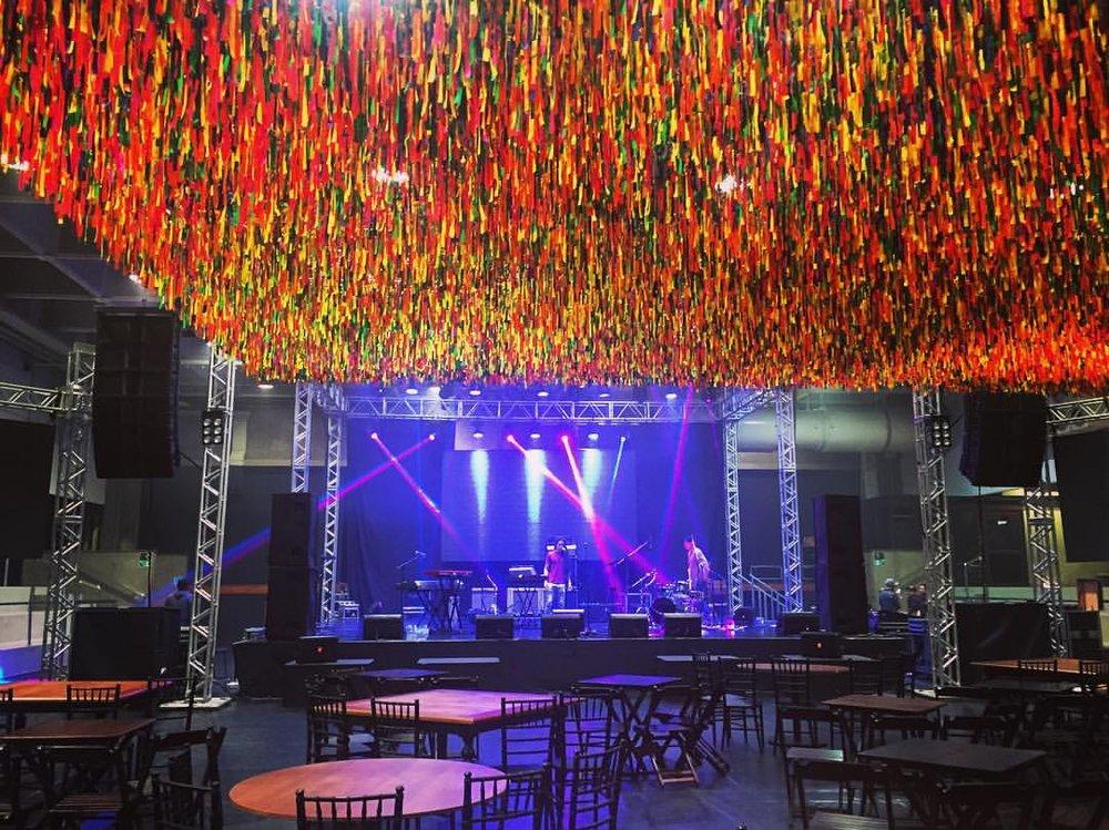 🎉🇧🇷💚🙌🏾 #sescbauru #ourhomefortheevening #brasil #singerontheroad #jazzeblues2016 (at Sesc Bauru)