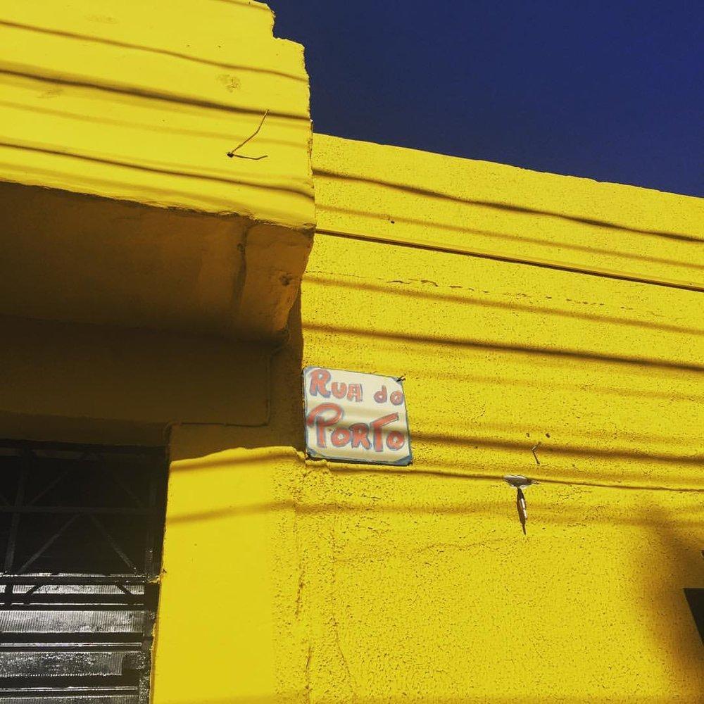Rua do Porto #piracicaba #saopaulo #brasil #singerontheroad (at Piracicaba, Brazil)