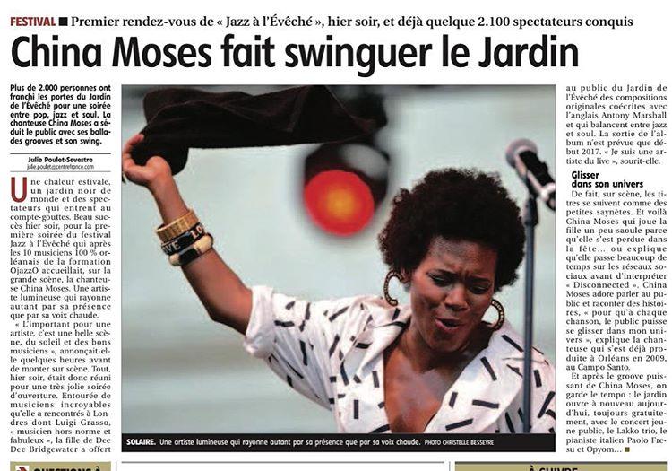 💞💥 #orleans #jazzeveche #orleansetsonagglo #larepubliqueducentre #press