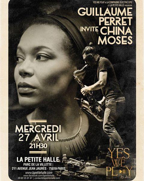 Amoureux de la musique venez  jammer demain avec #guillaumeperret #gregoryprivat et moi @lapetitehalle 🎤🎷 #yesweplay #jamsession #paris #wheretohang  (à La Petite Halle)