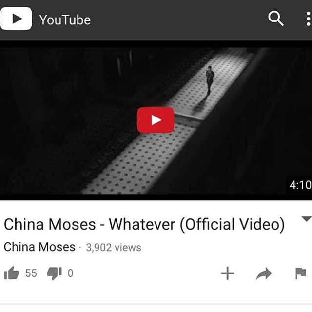 I can't believe that without promo my new #whatever https://goo.gl/6A1rsF video has almost 4000 views! Thank you🙏🏾🖖🏾💗