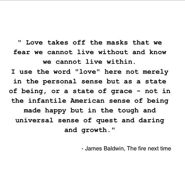#jamesbaldwin #love #mood #readabook