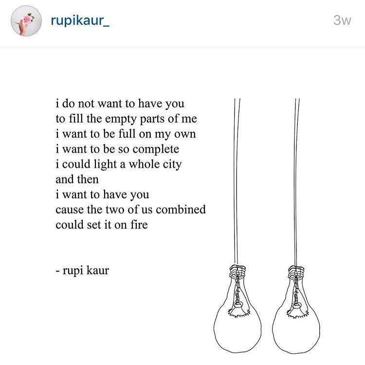 #inspiration @rupikaur_